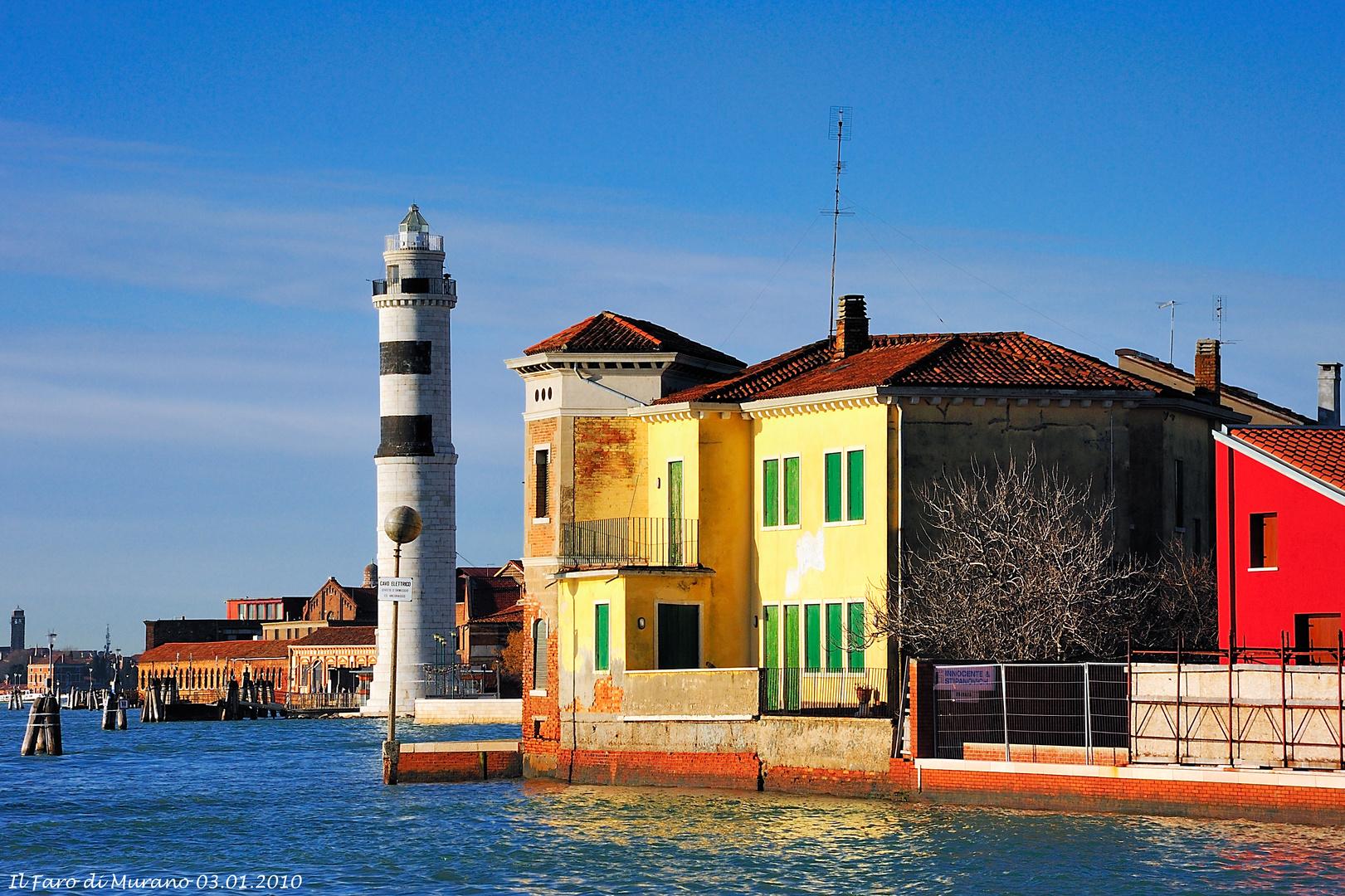 Il Faro di Murano (03.01.2010)