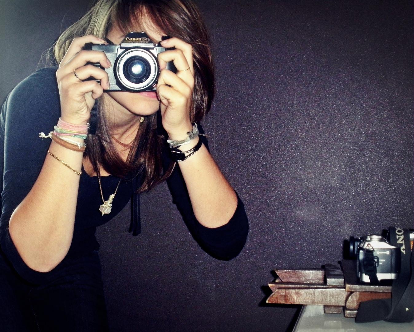 Il faut aimer la solitude pour être photographe.