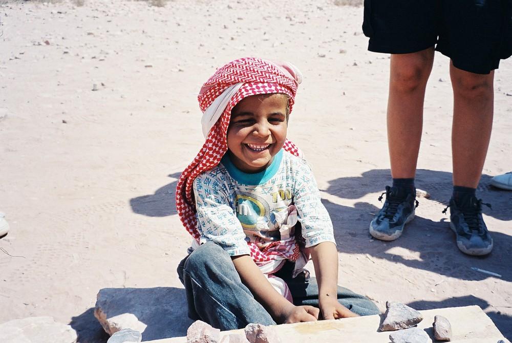 Il figlio del deserto