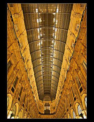 Il Fondo Della Galleria