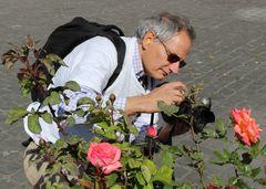 il Fotografo delle rose...