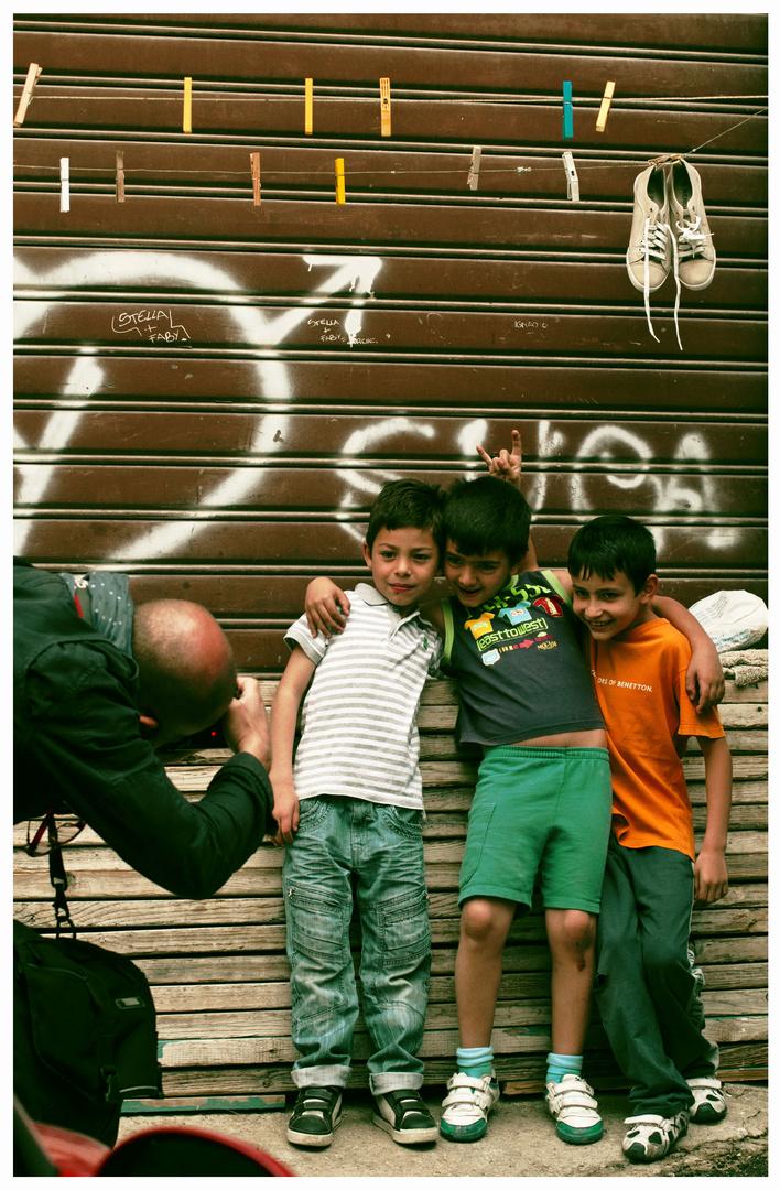 il Fotografo...e la foto perfetta! :)))