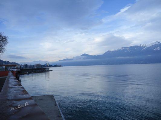 Il freddo calore del Lago Maggiore in inverno!