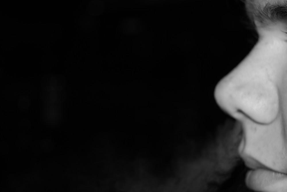 il fumo della gioventu'