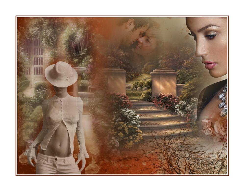 Il giardino dei ricordi.....