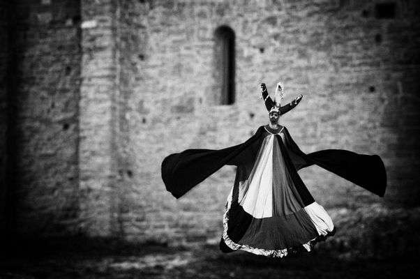 """""""Il giullare"""" di Antonio Morri"""