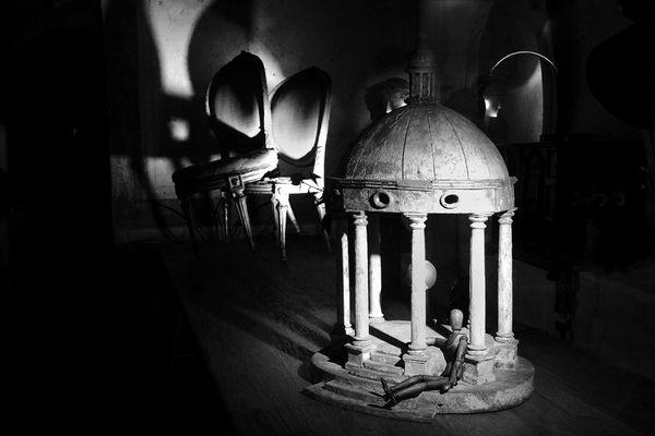 Il guardiano del tempio