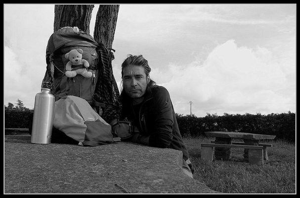 "IL ""guru"" del cammino di Santiago de Compostela"
