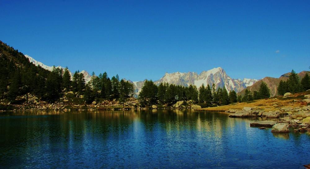 IL Lago d`Arpy