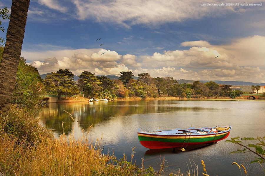 il lago di ganzirri