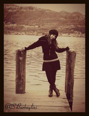 il Lago e la Ragazza