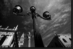 il lampione di Venzia - Venedig