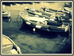 Il mare e le sue case galleggianti