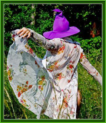Il mondo incantato (The exibitionist Witch)