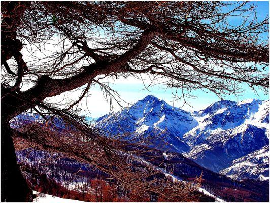 il monte Chaberton