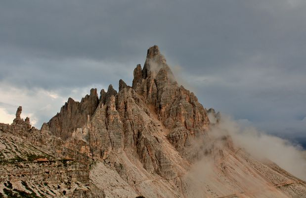Il monte Paterno
