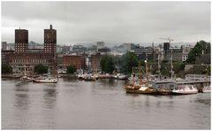 Il Municipio di Oslo