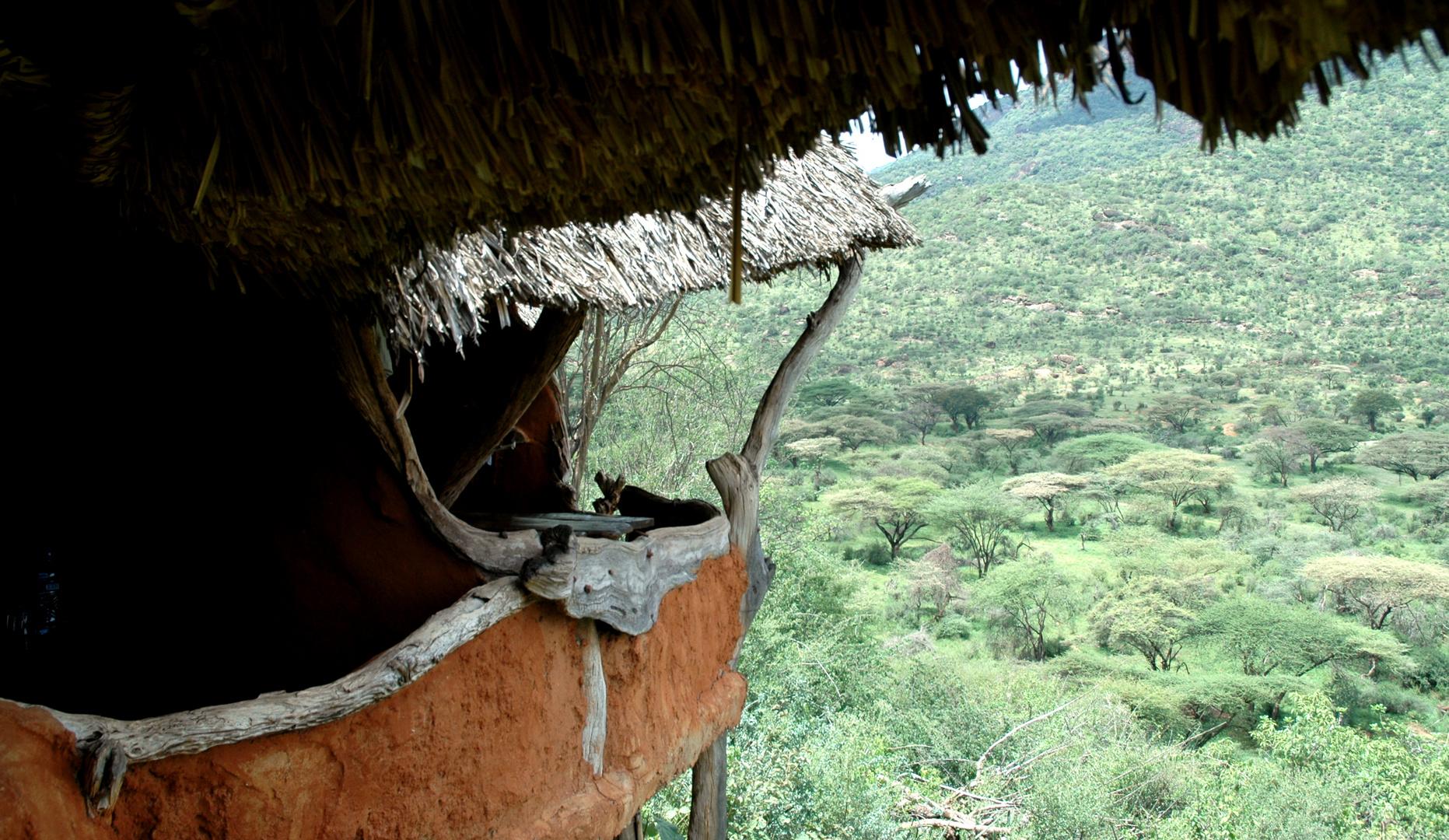 Il Ngwesi, Kenia Hochland