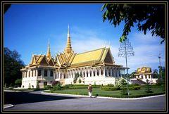 IL palazzo reale di Phonm Penh