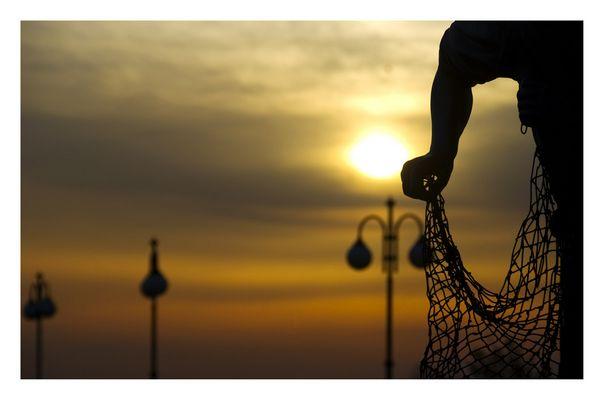 Il pescatore ....