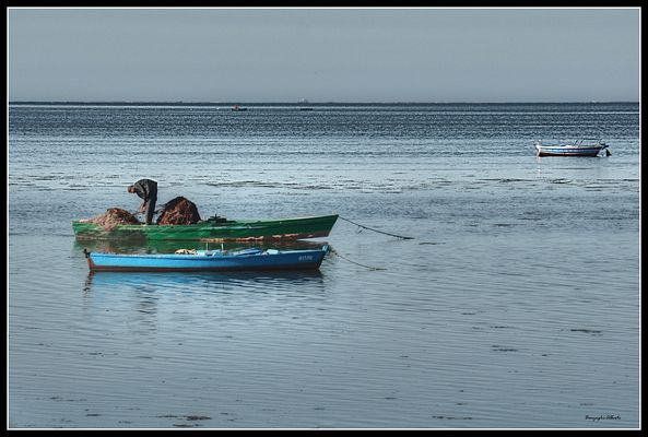 il pescatore