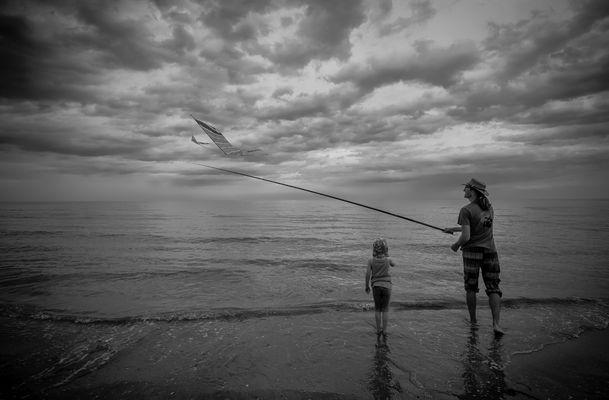 Il pescatore d'aquiloni