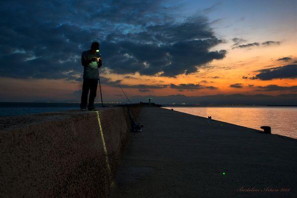 Il pescatore di notte