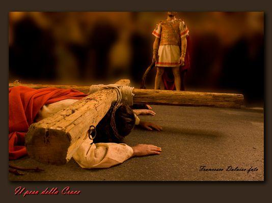 il peso della Croce