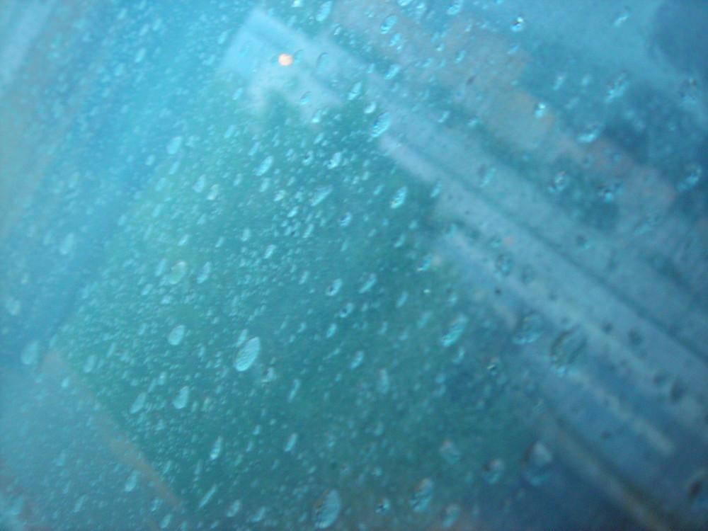 il pleut dans mon coeur comme il pleut sur la ville...