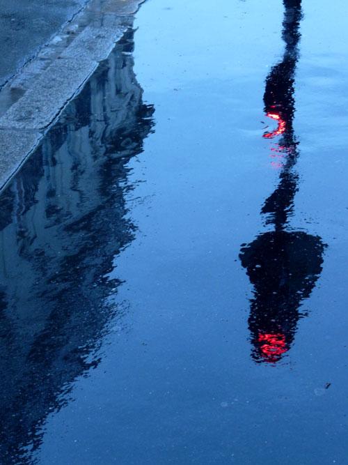 Il pleut sur Nantes von AlyetteL