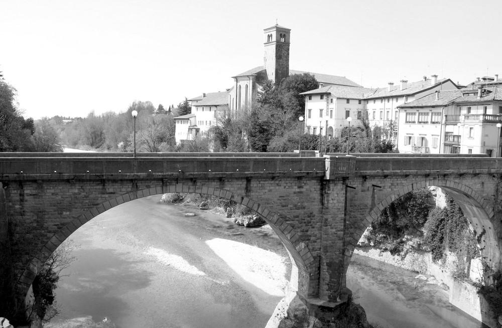 Il ponte del diavolo. Cividale del Friuli (Ud)