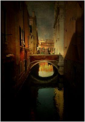 il ponte di san rocco ( venezia )