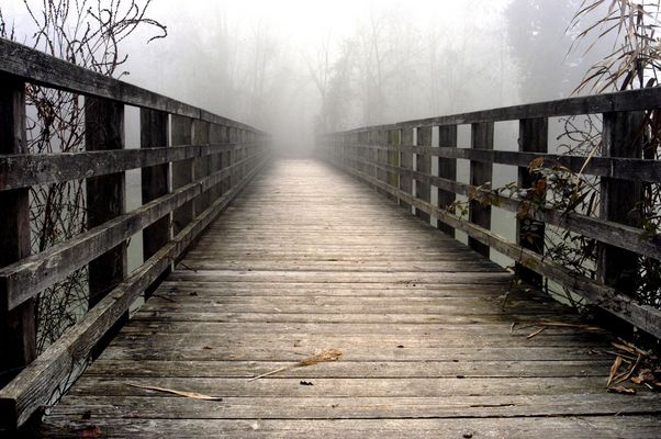 Il Ponte nella nebbia