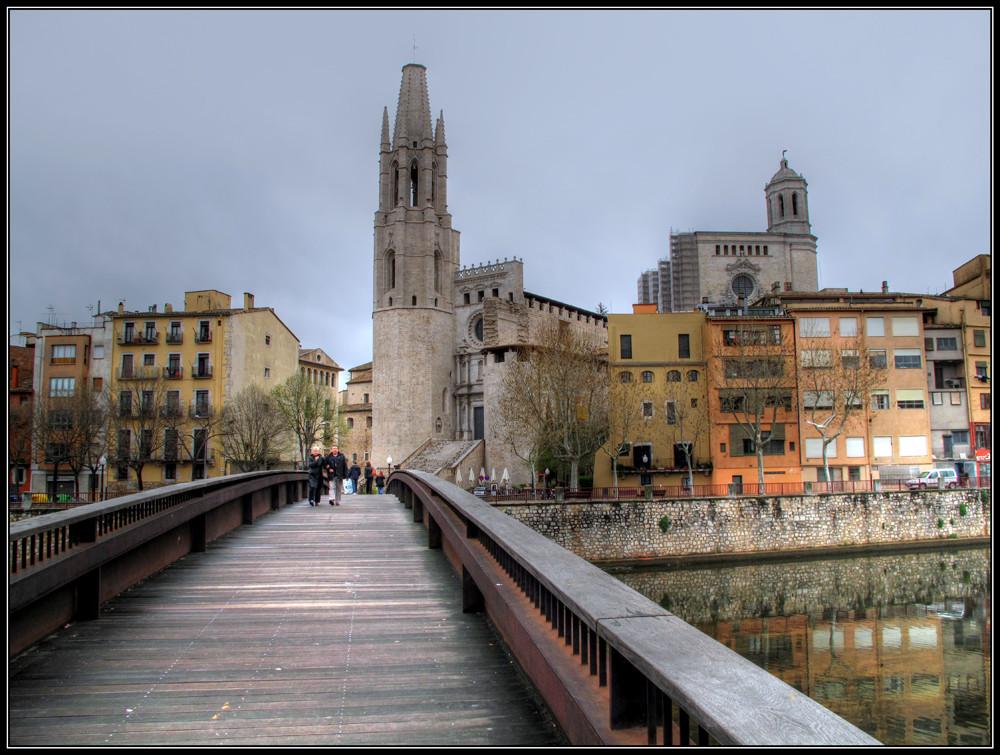 Il ponte per Girona