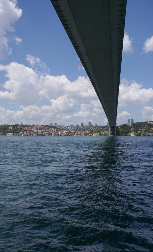 Il ponte sul Bosforo - Bosphorus Brücke