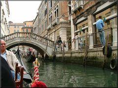 Il Ponte tra isole a Venezia