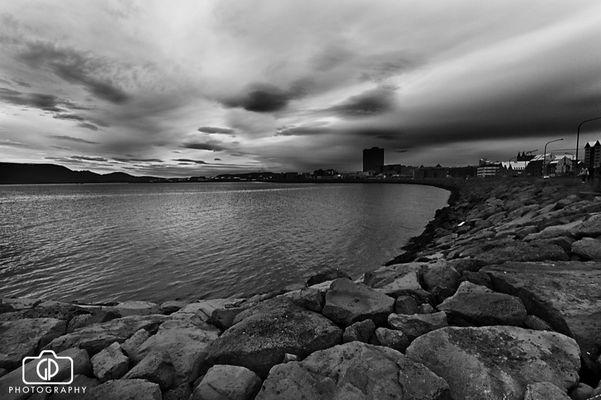 Il porto di Reykjavik