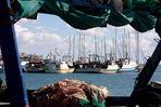 Il porto di Trapani in Sicilia ... Trapani harbour in Sicily ... le port de Trapani en Sicile