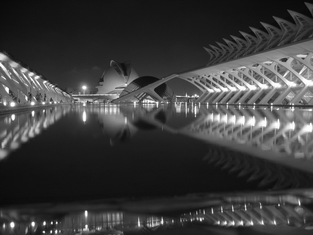 Il riflesso di Valencia