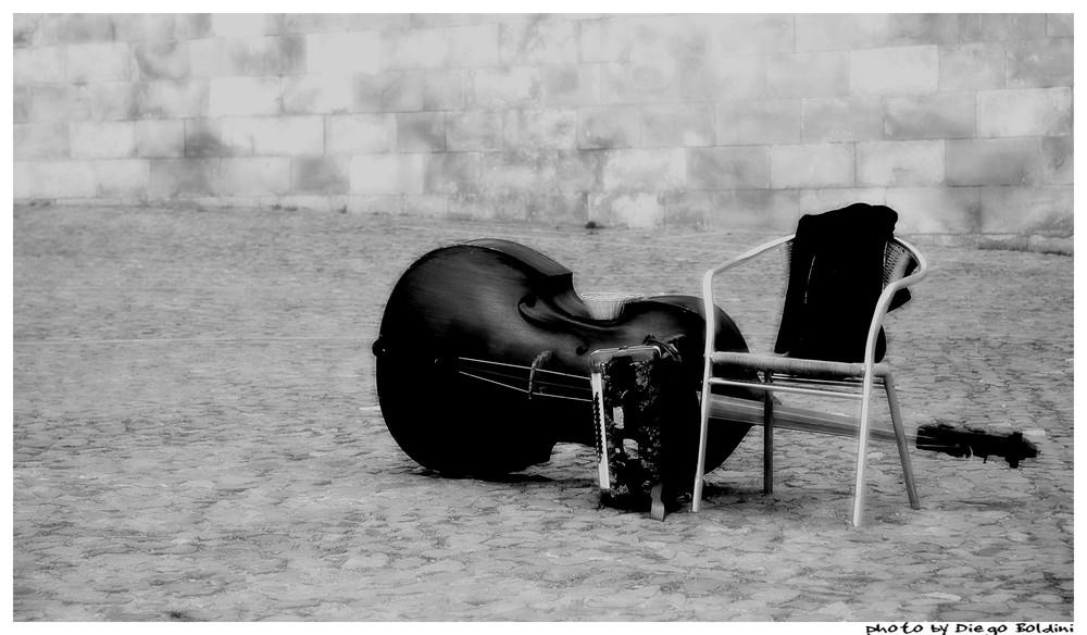 Il riposo dei musicanti