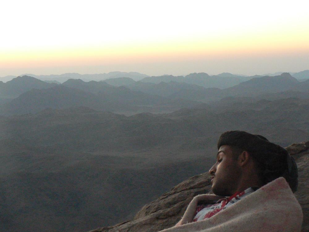 il riposo del beduino