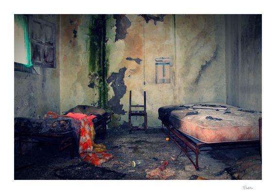 il silenzio dei luoghi - il letto