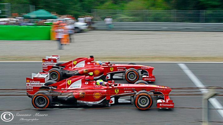 Il sogno Ferrari