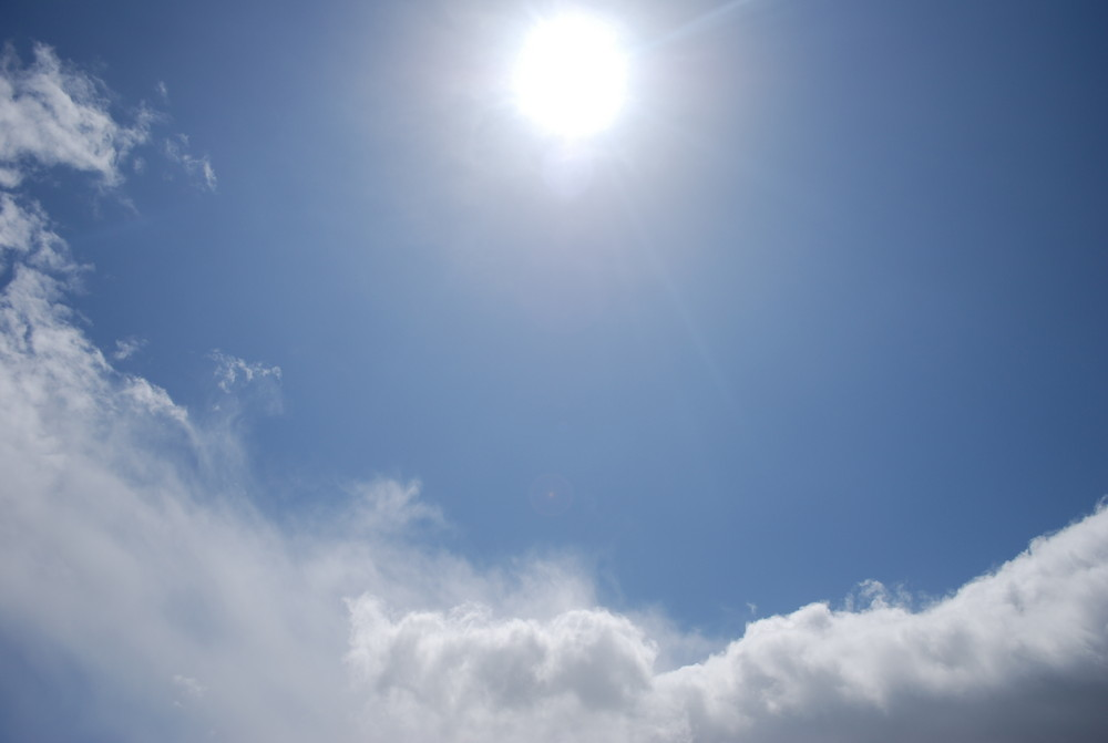...il sole di scampasquetta...
