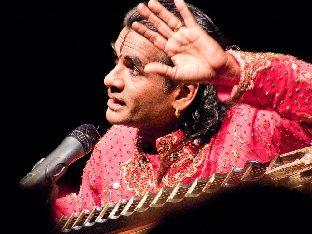 Il suonatore indiano
