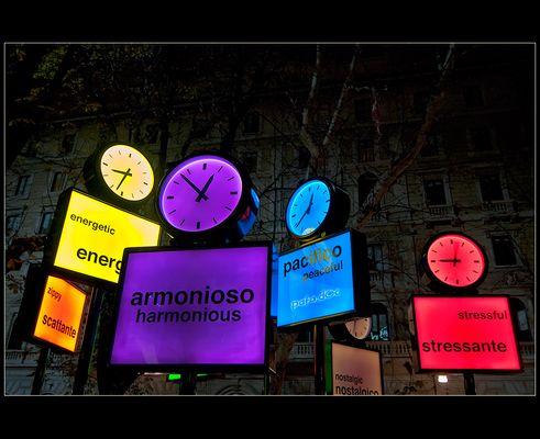 Il Tempo è il Solo Nemico!