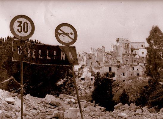 IL TERREMOTO DEL GENNAIO 1968 NELLA VALLE DEL BELICE