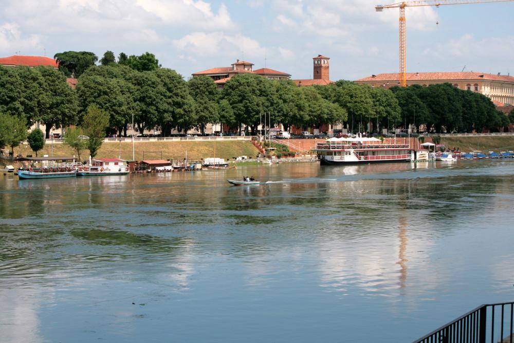 il Ticino in città