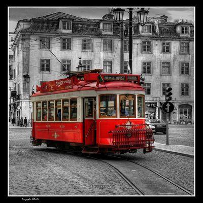 il tram rosso
