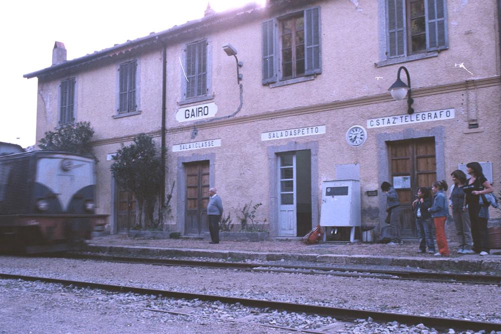 Il Trenino verde in Sardegna